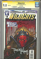 WildCATs v4 #1 CGC 9.8 Signature Series