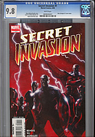 Secret Invasion #1 CGC 9.8