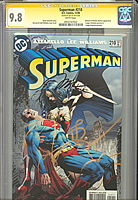Superman (v2) #210 CGC 9.8 Signature Series